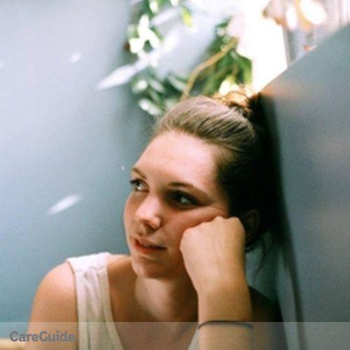 Canadian Nanny Provider Christina Bosowec's Profile Picture