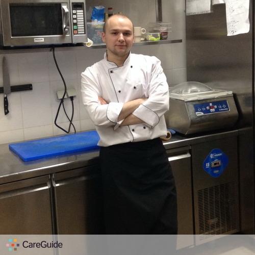 Chef Provider Max Toding's Profile Picture