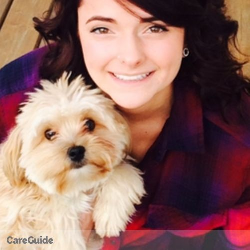 Canadian Nanny Provider Maya Martin's Profile Picture