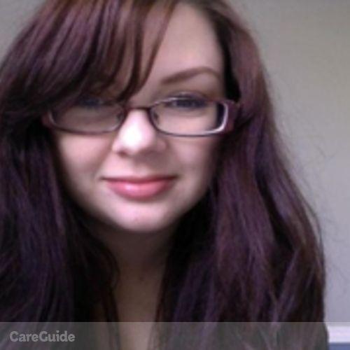 Canadian Nanny Provider Lara Di Leonardo's Profile Picture