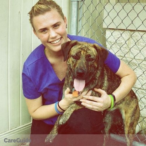Pet Care Provider Kat McWhorter's Profile Picture
