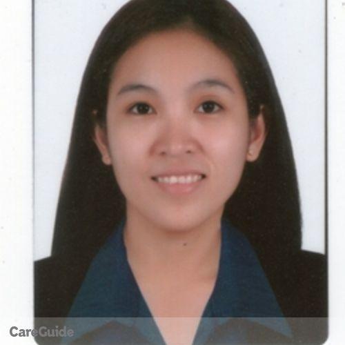 Canadian Nanny Provider Rochelle G's Profile Picture