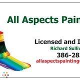 Painter in Saint Augustine