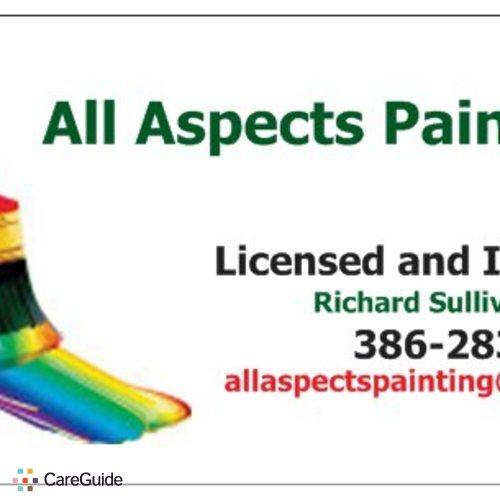 Painter Provider Richard S's Profile Picture