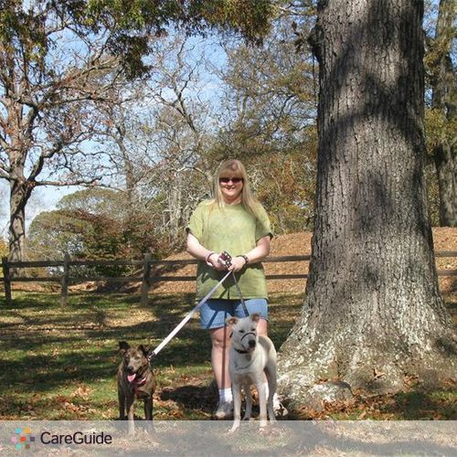 Pet Care Provider Debbie M's Profile Picture