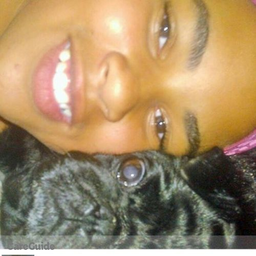 Pet Care Provider Kianah Blaackar's Profile Picture