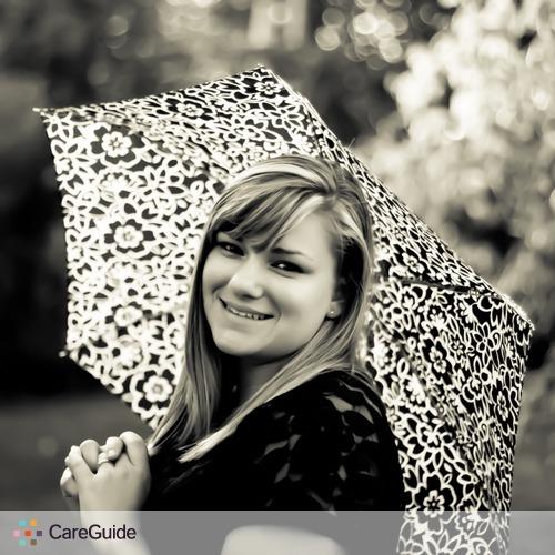 Child Care Provider Danielle Baker's Profile Picture