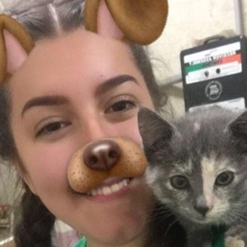 Pet Care Provider Danielle Y's Profile Picture