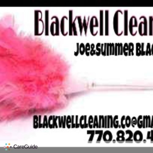 Housekeeper Provider Summer Blackwell's Profile Picture
