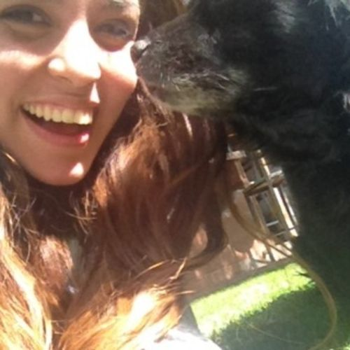 House Sitter Provider Jessica Gallegos's Profile Picture