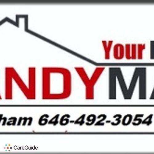 Handyman Provider Abraham G's Profile Picture