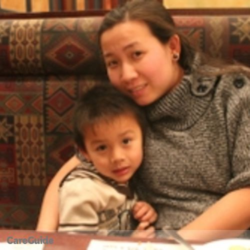 Canadian Nanny Provider Nga Tran's Profile Picture
