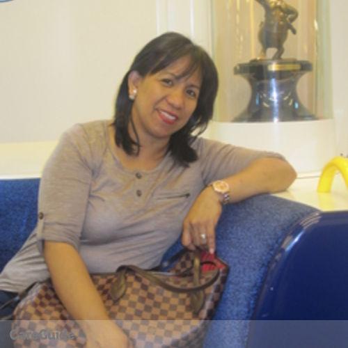 Canadian Nanny Provider Divina F's Profile Picture