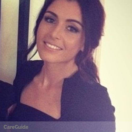 Canadian Nanny Provider Alexandra Beric's Profile Picture