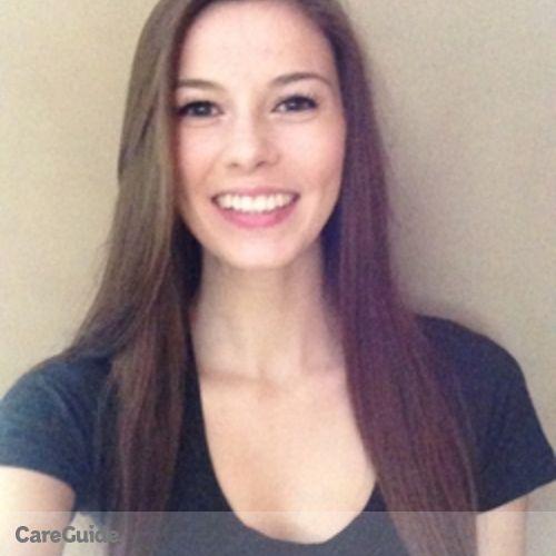 Canadian Nanny Provider Jessica Gilkinson's Profile Picture