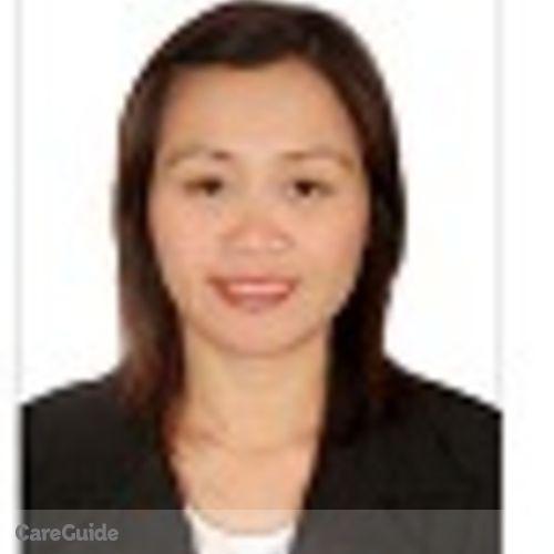 Canadian Nanny Provider Ellen Rapista's Profile Picture