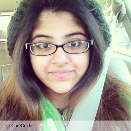 Child Care Provider Feryal Syed's Profile Picture