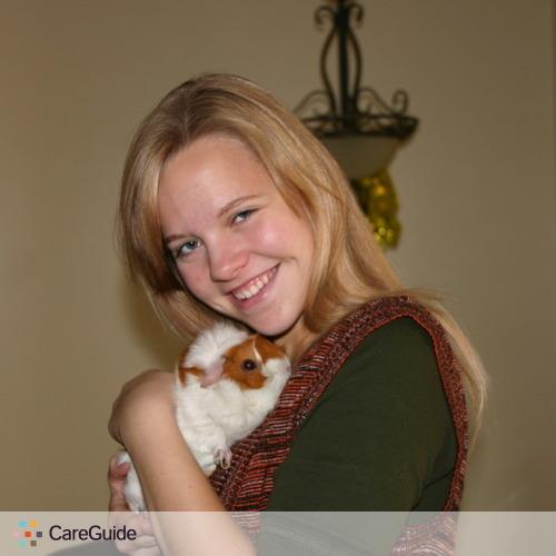 Pet Care Provider Olivia Gard's Profile Picture