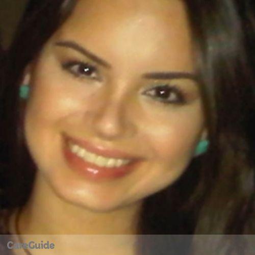 Canadian Nanny Provider Cecilia Castro's Profile Picture