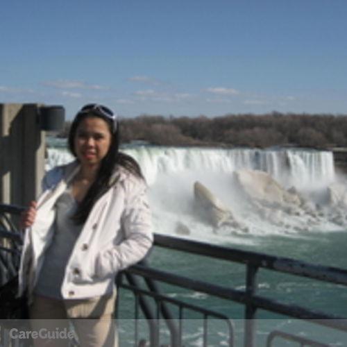 Canadian Nanny Provider Joann Gragasin's Profile Picture