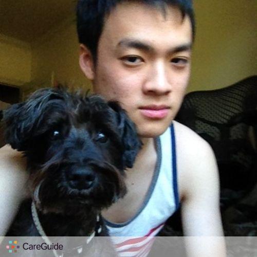 Pet Care Provider Thomas Wu's Profile Picture