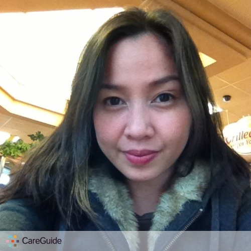 Child Care Provider sheena marie tan's Profile Picture