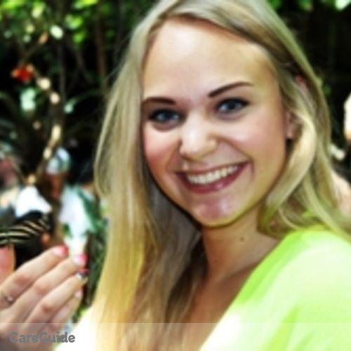 Canadian Nanny Provider Polina Shkliaruk's Profile Picture