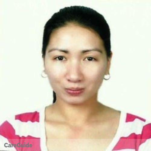 Canadian Nanny Provider Kath Ylarde's Profile Picture