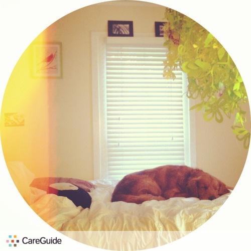 Pet Care Provider Cortney Carey's Profile Picture