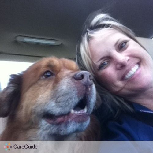 Pet Care Provider Claudia Hodge's Profile Picture