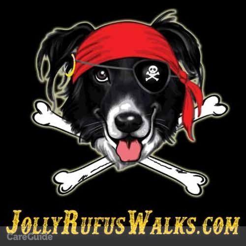 Pet Care Provider JollyRufusWalks C's Profile Picture