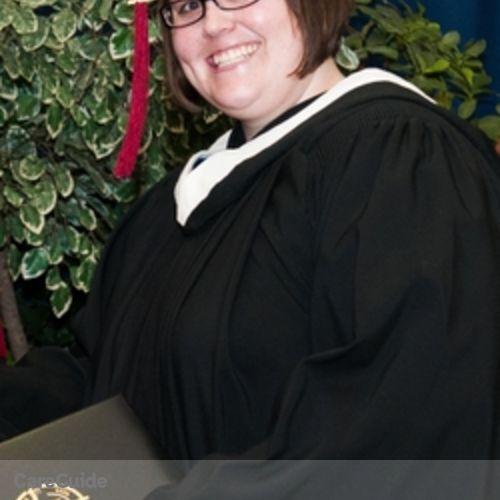 Canadian Nanny Provider Sarah Jane Nesbitt's Profile Picture