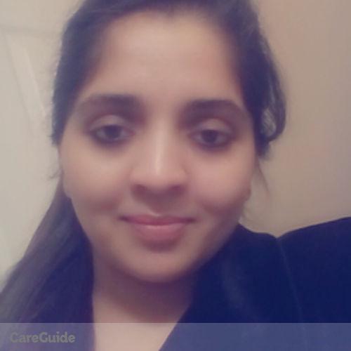 Canadian Nanny Provider Divya Jyoti's Profile Picture