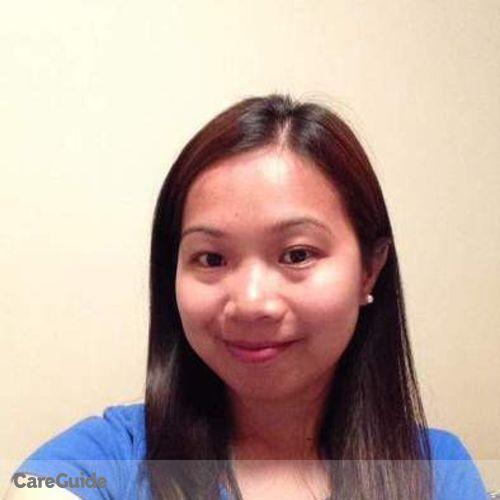 Canadian Nanny Provider Leonila M's Profile Picture