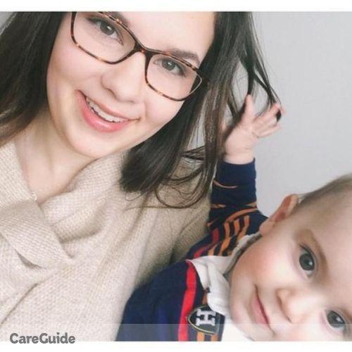 Child Care Provider Mariah Charron's Profile Picture
