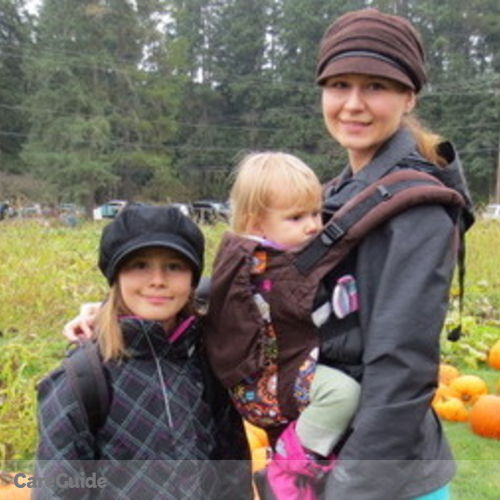 Canadian Nanny Job Heather Storey's Profile Picture