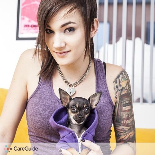 Pet Care Provider Amanda Zerby's Profile Picture