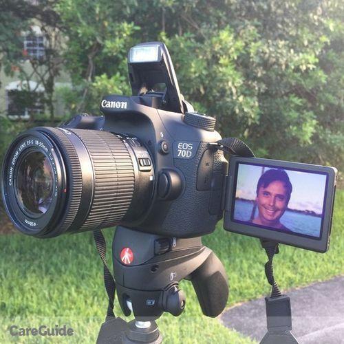 Videographer Provider Johans Pelaez's Profile Picture