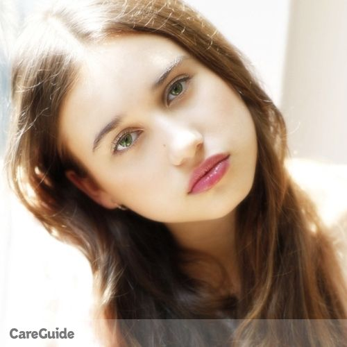 Canadian Nanny Provider Dasha Kernasyuk's Profile Picture