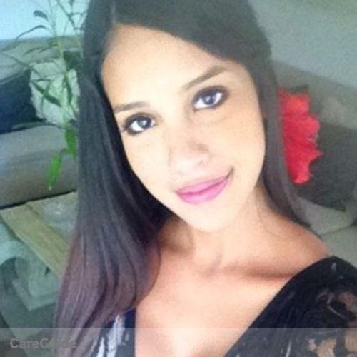 Canadian Nanny Provider Gabriela Sanabria's Profile Picture