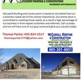 Commercial and residential roofing and metal buildings
