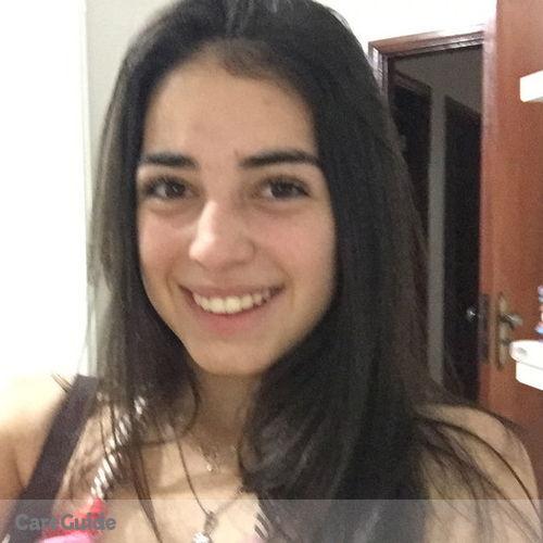 Canadian Nanny Provider Maria Victoria Libardi's Profile Picture