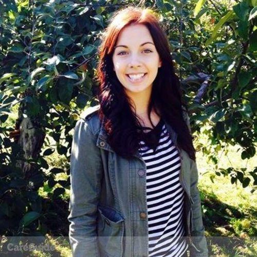 Canadian Nanny Provider Lisa Michel's Profile Picture
