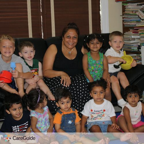 Child Care Provider Gita Kumar's Profile Picture