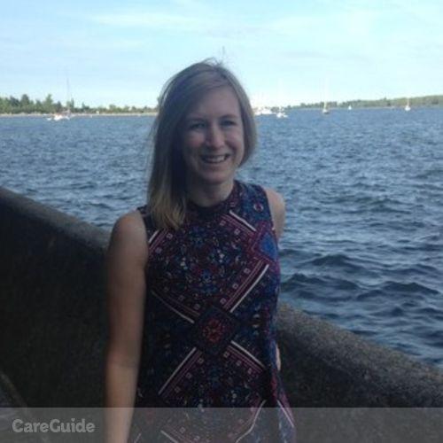 Canadian Nanny Provider Alicia Lord's Profile Picture
