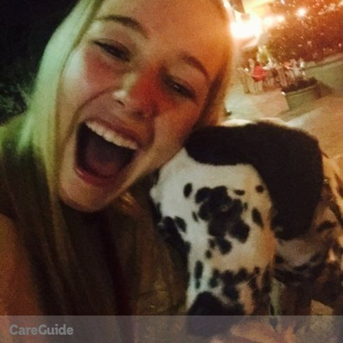 Pet Care Job Ashley King's Profile Picture