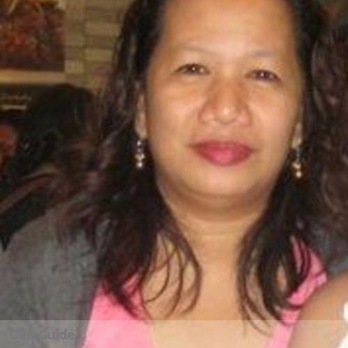 Canadian Nanny Provider Ma. Cristina B's Profile Picture