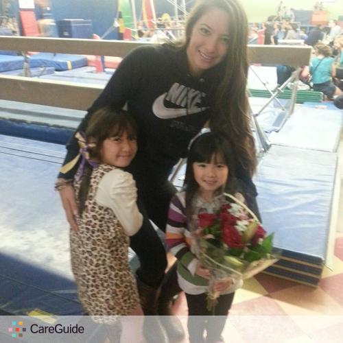 Child Care Provider Sophia Zamorano's Profile Picture