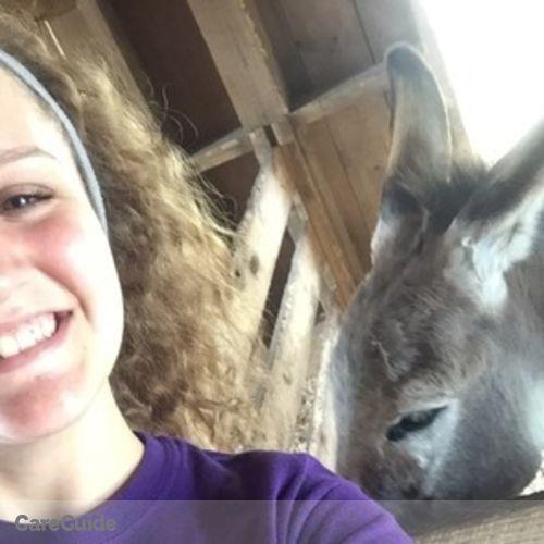 Pet Care Provider Alyssa Peck's Profile Picture