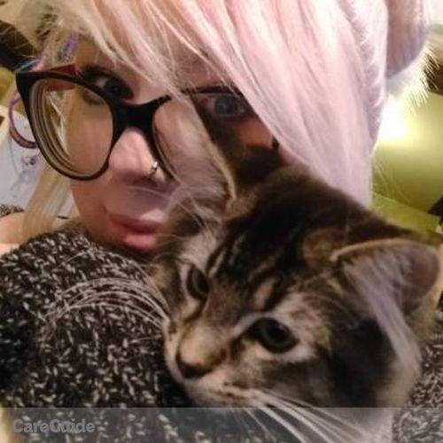 Pet Care Provider Alyssa Harwood's Profile Picture
